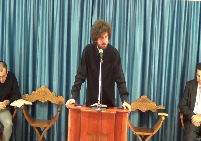 """Predicazione di Dragan Bjelic """"Dio non è meritocratico"""""""