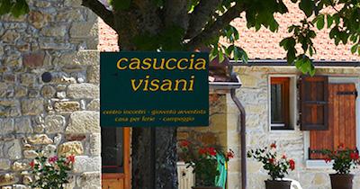 Volontariato estivo a Casuccia Visani