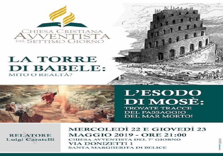 Sciacca e Santa Margherita. Conferenze pubbliche
