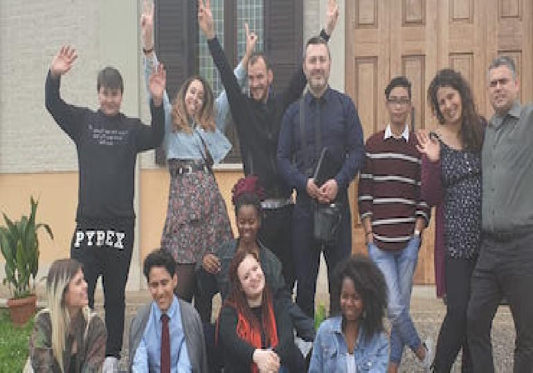 Perugia - Sermone dei giovani a Rieti