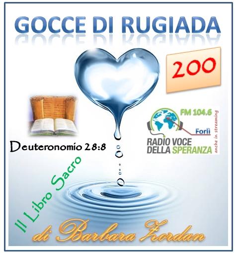 Gocce di Rugiada 200 (Il Libro Sacro)