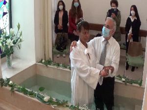 Lecce – Battesimo 3 aprile 2021