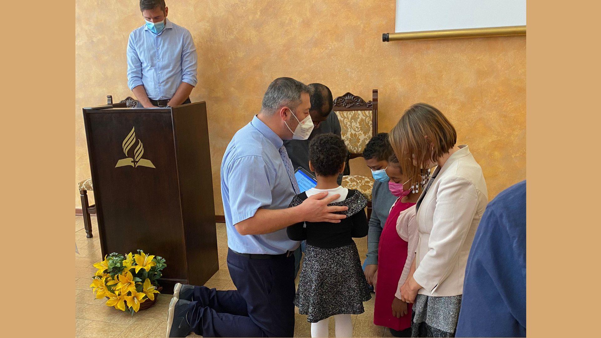 Perugia – Presentazione al tempio 2021