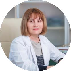 Шестова Елена Петровна