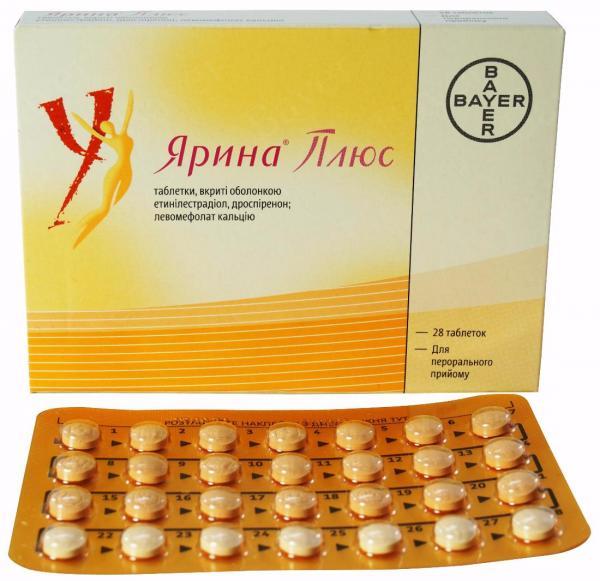 Ярина плюс №28 таблетки - 3 упаковки Акция