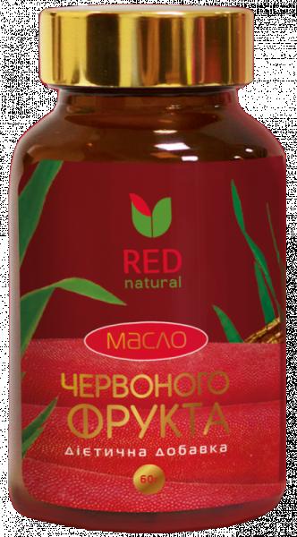 Масло красного фрукта 60 г