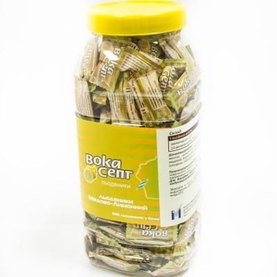 Вокасепт N300 мед -лимонный