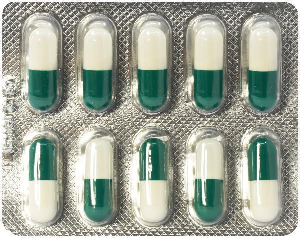 Флуксен 20 мг №30 капсулы