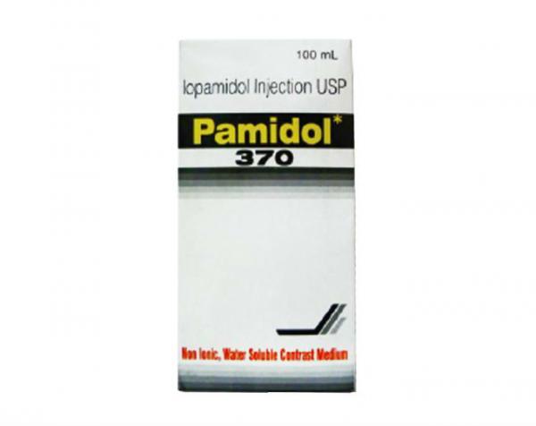 Памидол 370 мг/мл 100 мл раствор