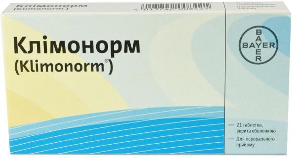 Климонорм №21 таблетки