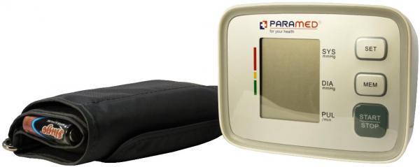 Тонометр PARAMED Basic автомат