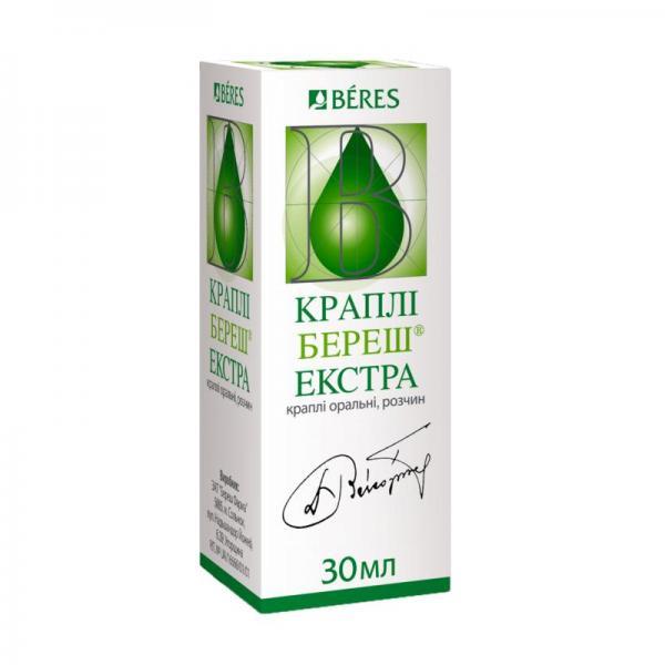 Береш Экстра® 30 мл капли