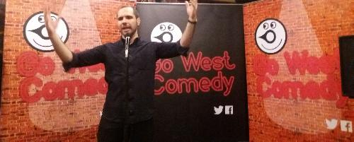 Go West Comedy NEW MATERIAL NIGHT