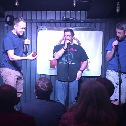 The Funpackers Live Comedy Show