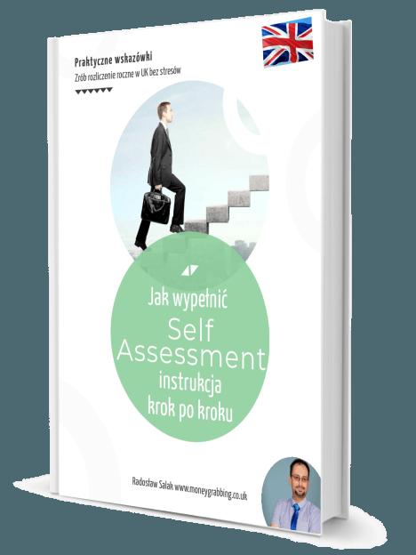 Instrukcja krok po kroku  o rozliczeniu self employed w UK