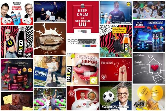 Pełen zakres usług marketingowych przygotowanych przez agencję kreatywną 365