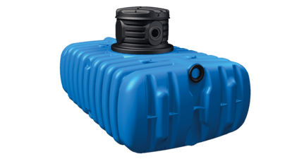 Rezervoar Graf Flat