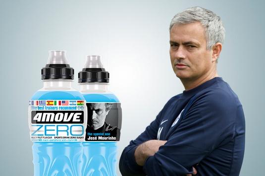 Jose Mourinho w kampanii reklamowej