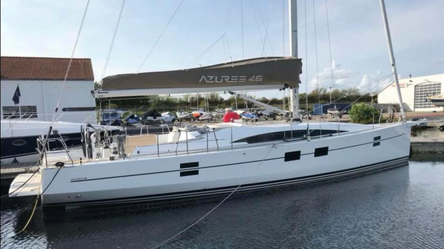 Azuree 46 for sale
