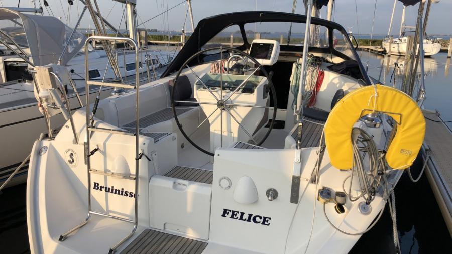 Beneteau Oceanis 381 Clipper te koop