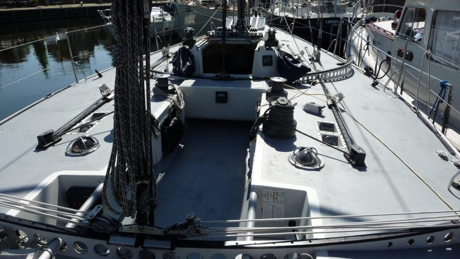 One-off One Ton class for sale