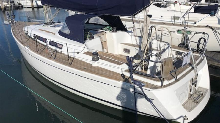 Grand Soleil 37 for sale