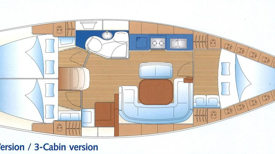 Bavaria 38-3 Custom Line te koop