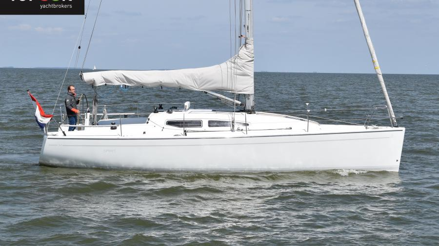 Dehler 34SV for sale