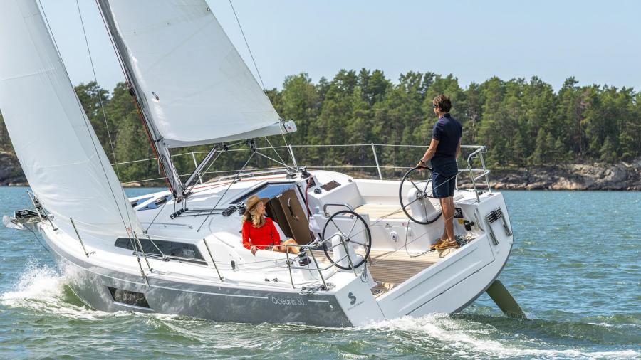 Beneteau Oceanis 30.1 for sale