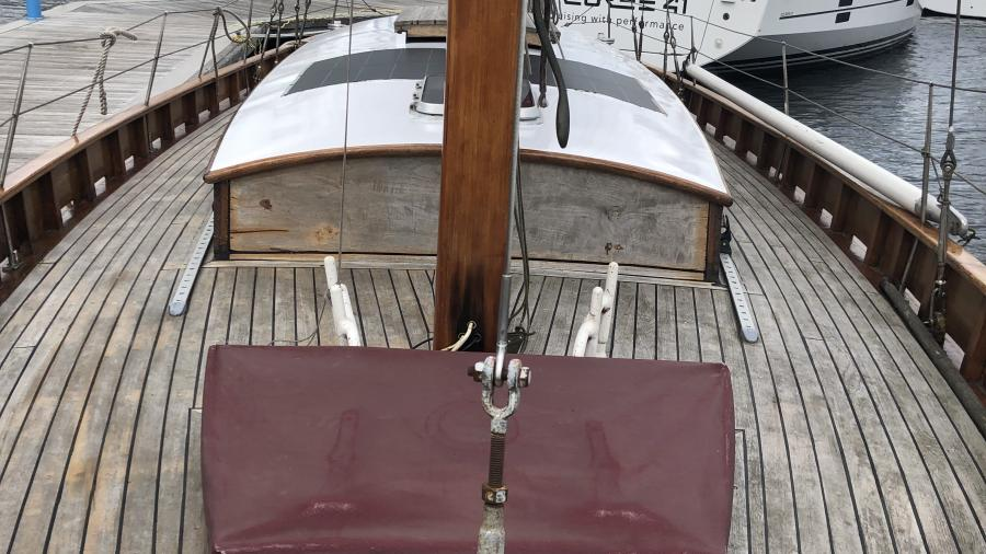 One-off Mulder Double Ender Ketch for sale