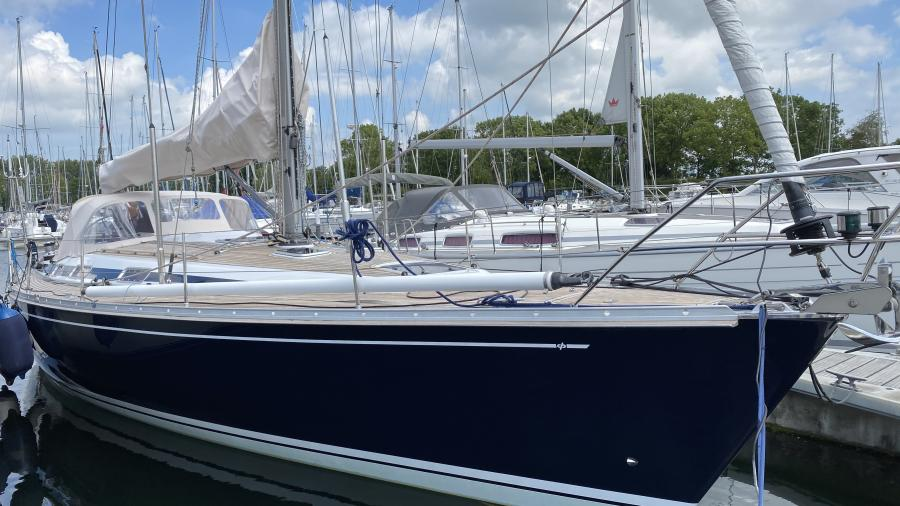 Grand Soleil 43 for sale