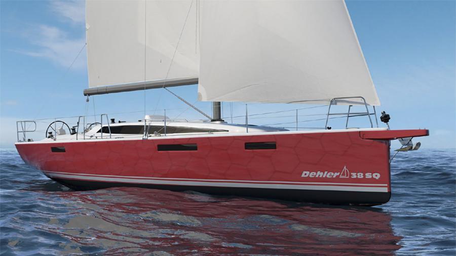 Dehler 38SQ for sale