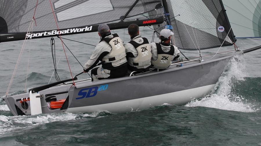 SB20 racing for sale