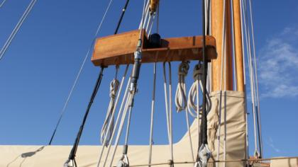 One-off Classic Yawl for sale
