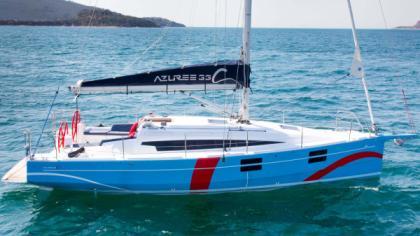 Azuree 33C te koop