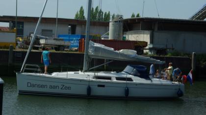 Hanse 400 for sale
