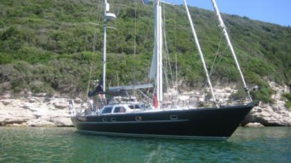One-off Oyster 53 for sale