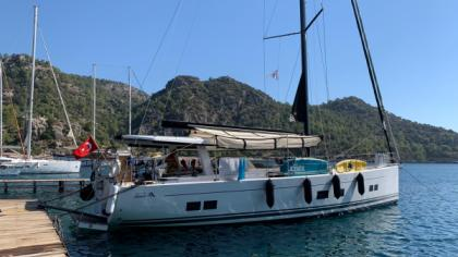 Hanse 588 for sale