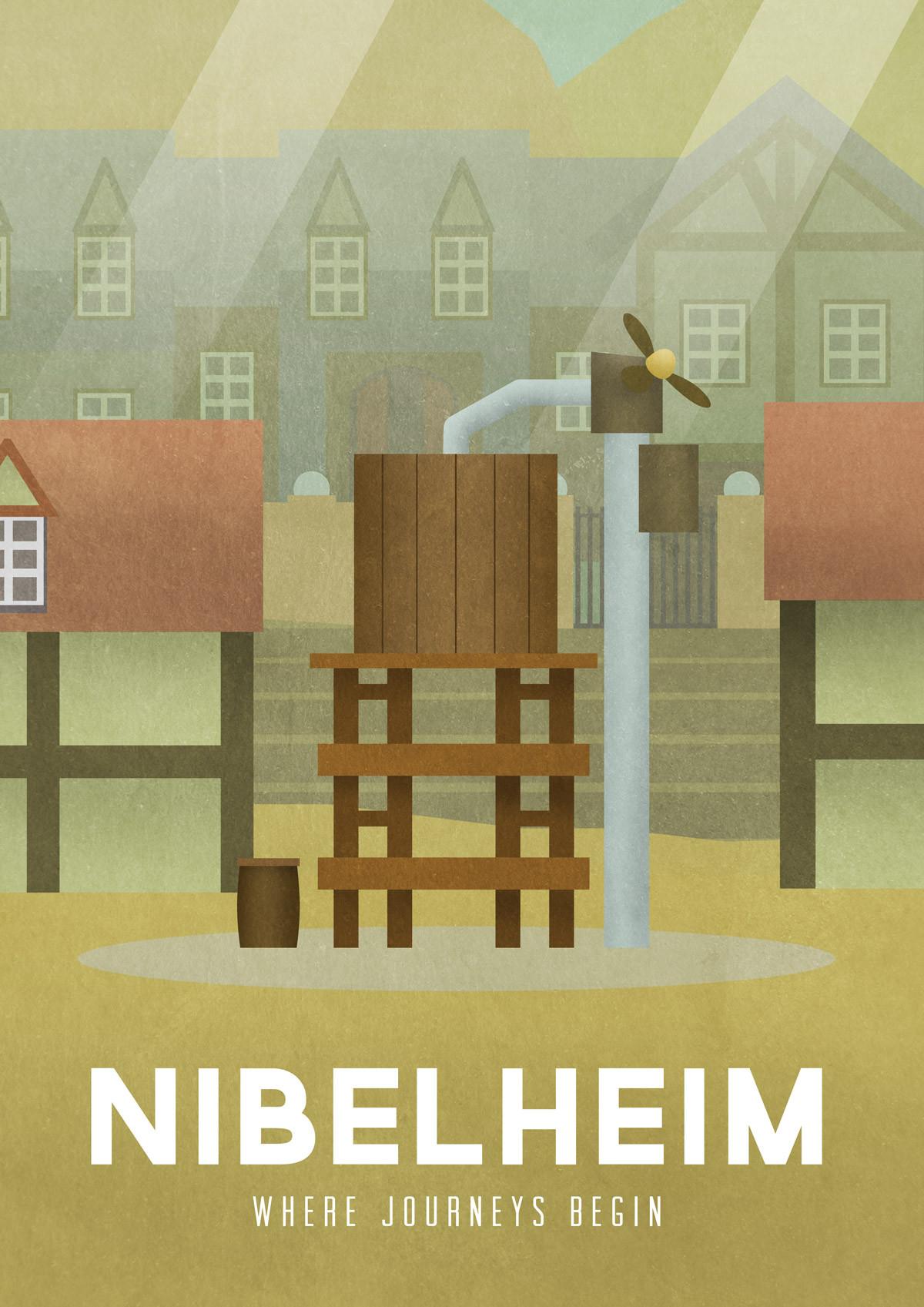 nibelheim-final-fantasy-vii-travel-poster_1