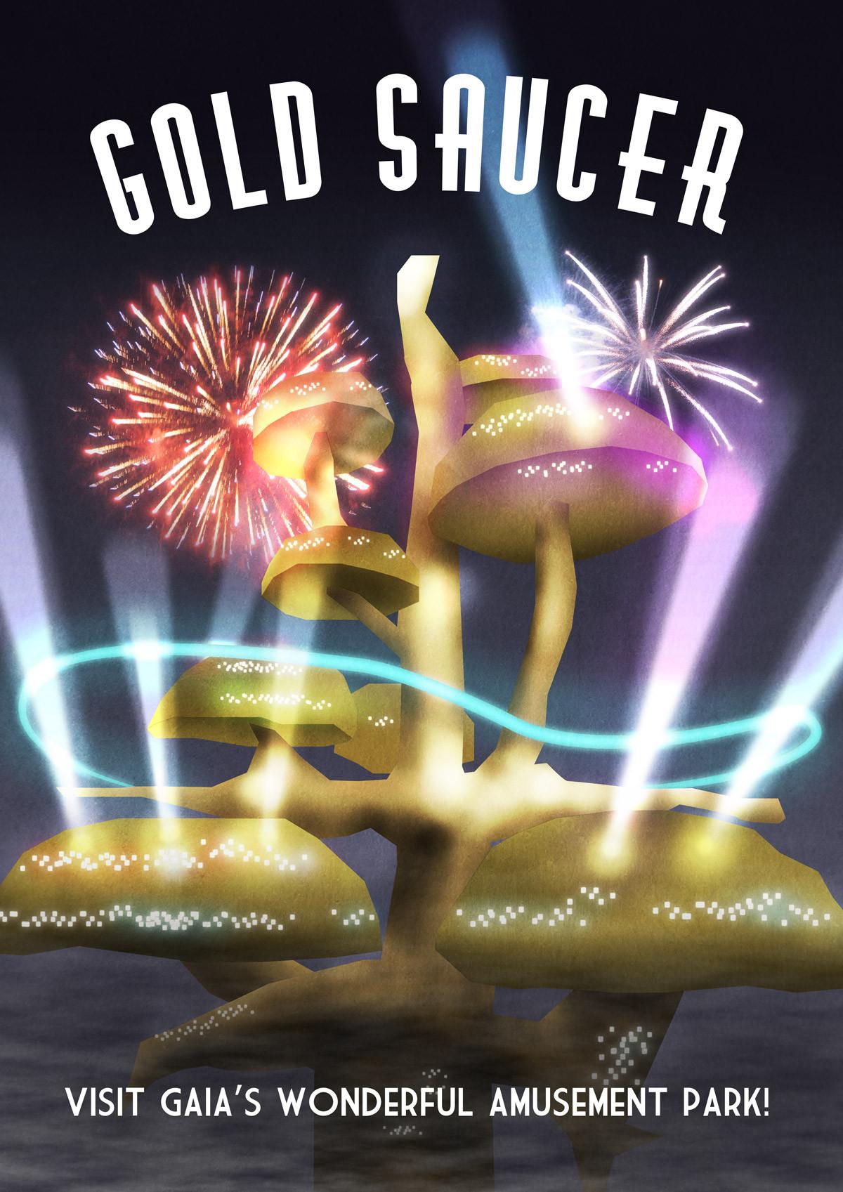 gold-saucer-final-fantasy-vii-travel-posters_1