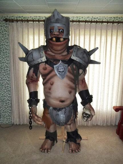 ogre costume