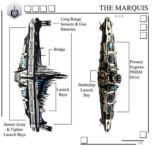 Marquis lego 2