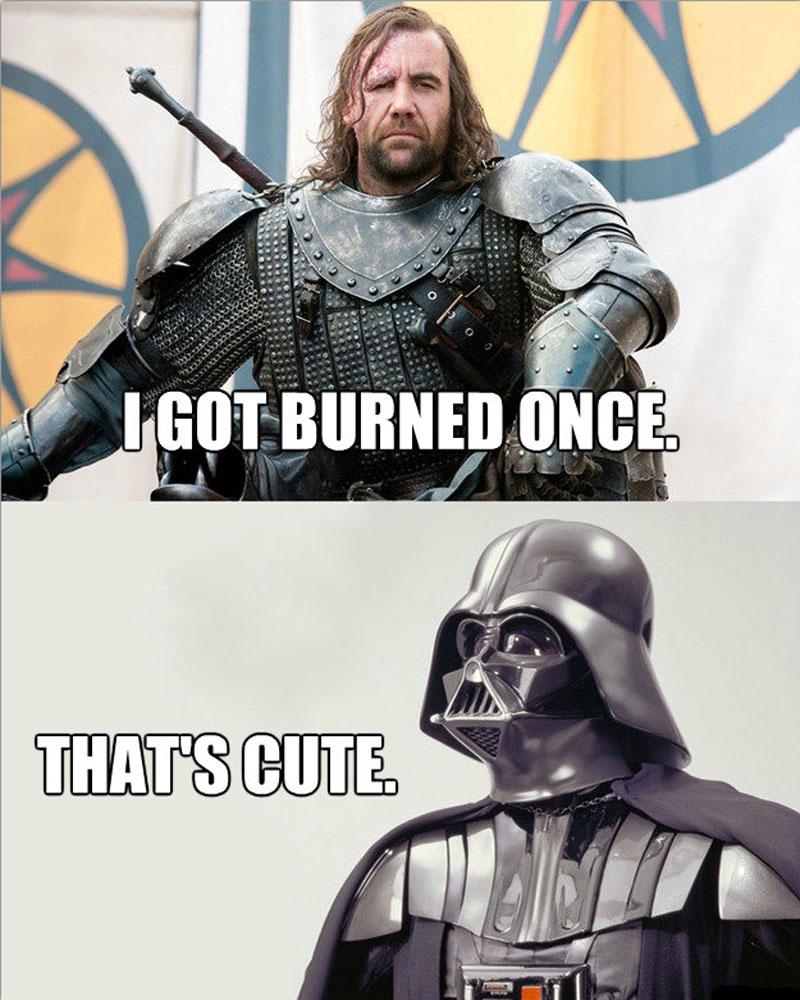 Wars vs Thrones 1
