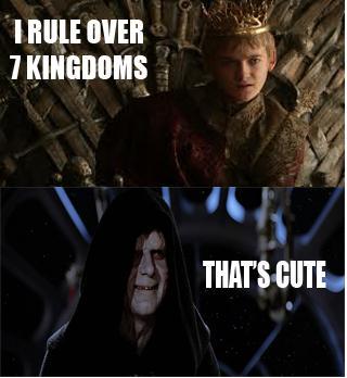 Wars vs Thrones 5