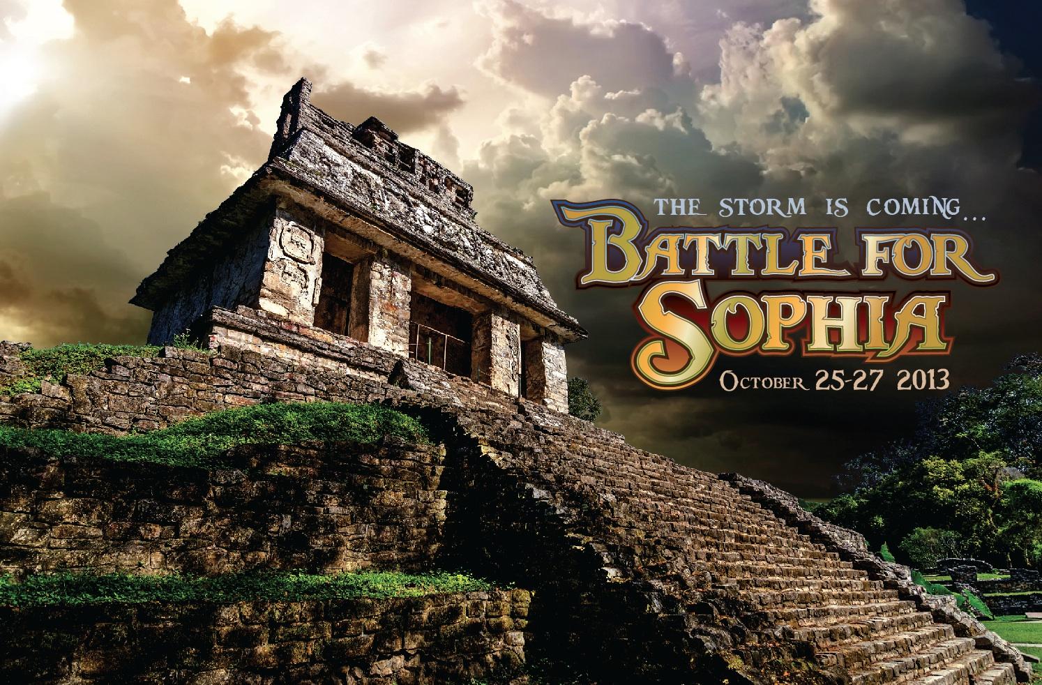 battle for sophia