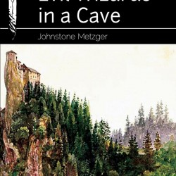 Cover image of Johnstone Metzgers Evil Wizards in a Cave