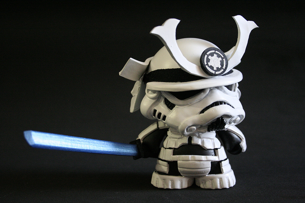 storm samurai trooper 1