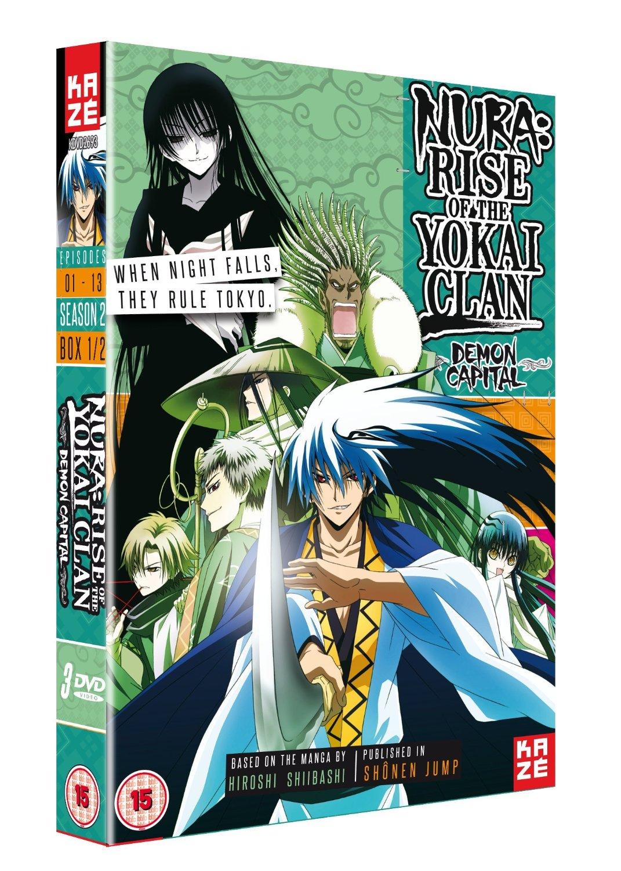 Review of Nura – Rise of the Yokai Clan