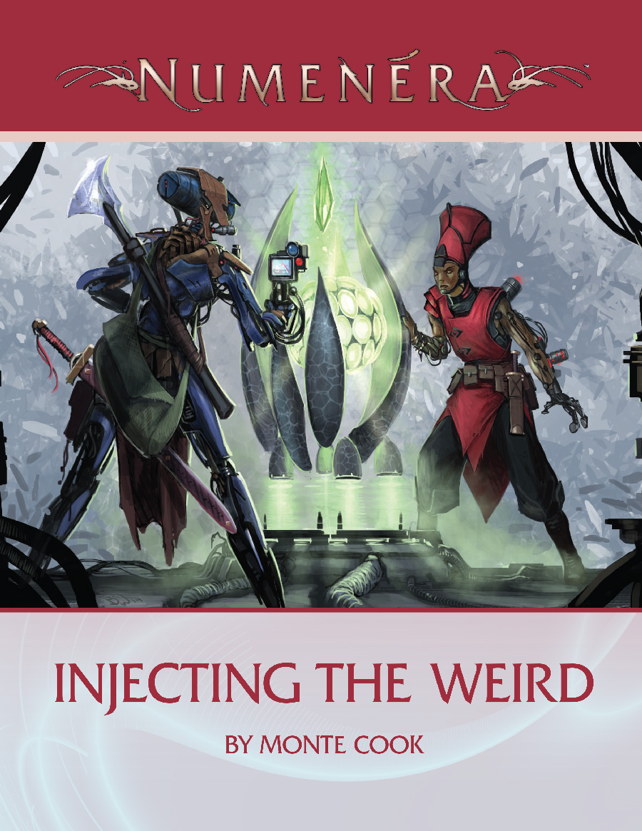 Injecting The Weird on RPGNow