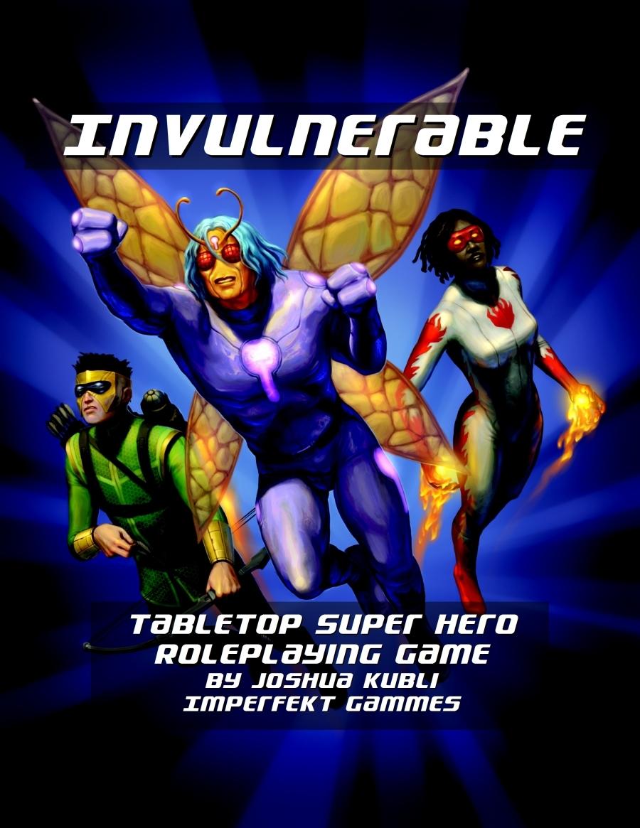 Invulnerable